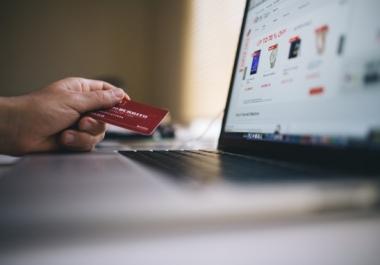 Link on coupon website, high metrics