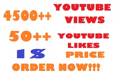 Super Fast 1000-1200 Youtube Ranking Views Lowest Price Ever Instant Delivery