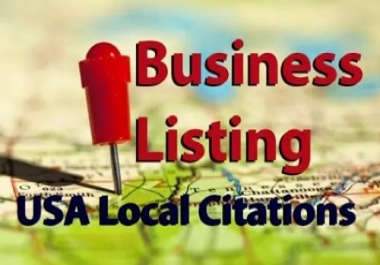 I will do 70 USA Live Local Citation for Google Ranking