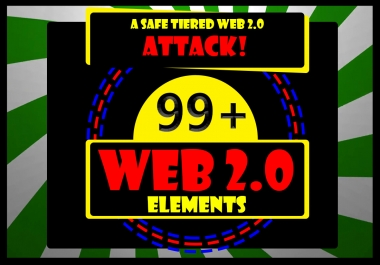1 powerful and safe tiered WEB 2.0 campaign that google can't resist