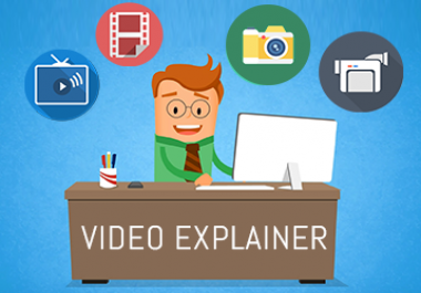 BUSINESS Explainer Video or SERVICE Explainer Video - PROMOTIONAL VIDEO