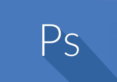 Photoshop editing Make Jpeg to Photoshop File (Layer File)