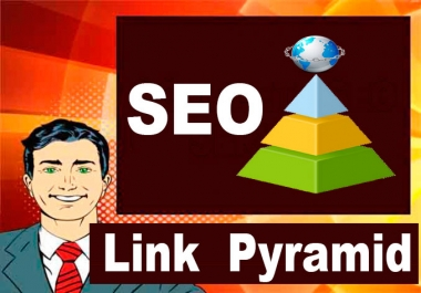 Create a Powerful SEO Link Pyramid 2017 COMPLETE SEO