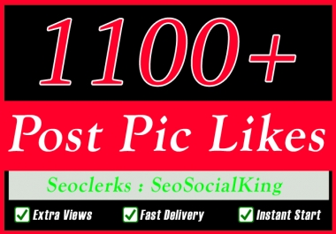 1100 High Quality Social Post Pictures Promotion and Marketing