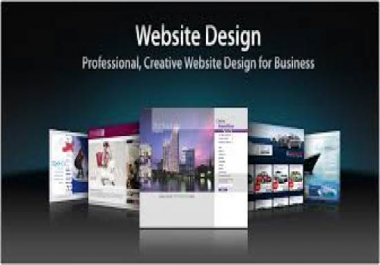 Design and Develop WordPress 6 to 8 pages Responsive Website