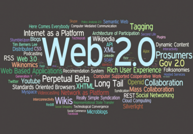 promote Your Website with 5 Quality Web2.0 Backlinks