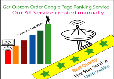 Get Google Page Ranking Guaranteed Service 30 Day Time