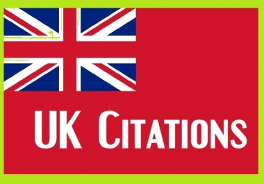 Promote your website in 40 high pr UK web directory citations