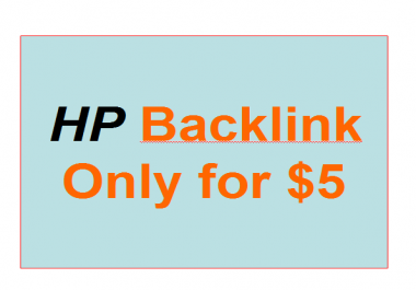 30 HR backlink for your bussiness