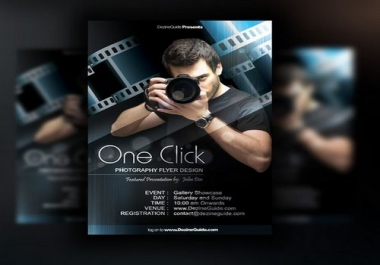 design Flyers or Posters