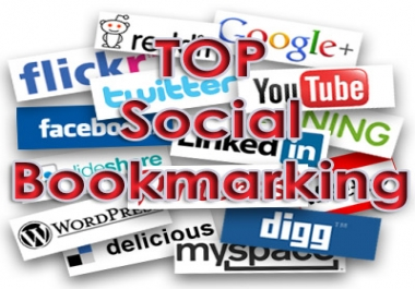 Manually Top 70 Social Bookmarking For Your Site or Blog