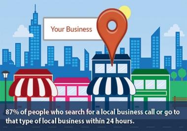 Manually 70 USA Business listing/ Citation