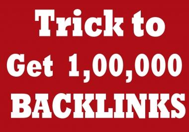 1,00,000 BACKLINKS SOFTWARE