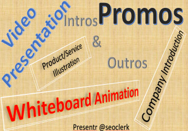 Quality & Affordable Video Presentation Service