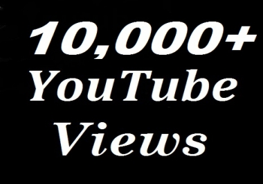 20000+ Youtube views+1000 likes+20 custom comment non-drop And safe 24-96 hours complete