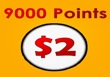 Ready account 9000 Like4like points