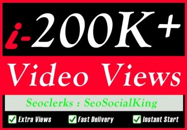 50K+ World Wide Video Promotion Social media Marketing