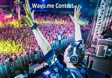 manage 25 wavo.me contest votes with unique IP,s