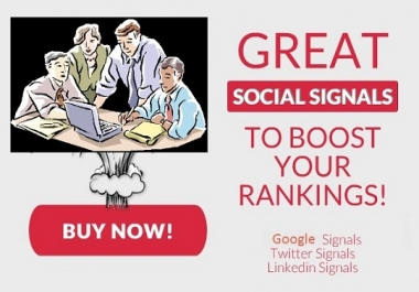 12780 social signals for  high pr9 powerfull pack exluse