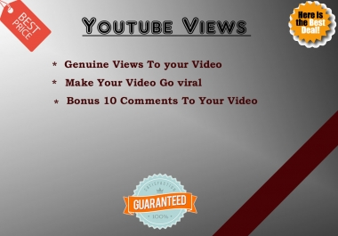 3,000 High Retention  YouTube Vie ws   With Fast Delivery