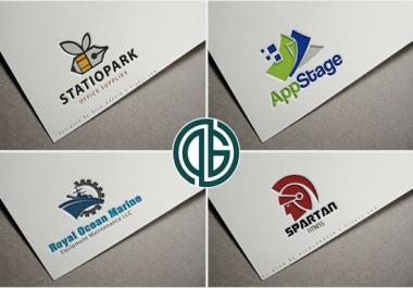 provide a unique company logo