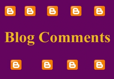 Get 50 Blog Comments