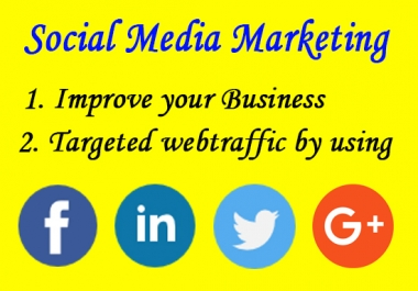 I Will Do Social Media Marketing For You
