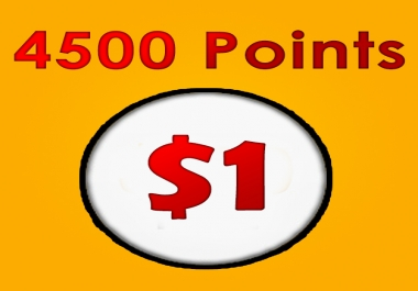 Ready account with 4500 Like4like points