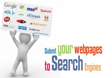 Search Engines Submission - Submit URL to over 700K+ Search Engine Directories