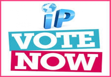 Boost your   IP Voting contest manage 120