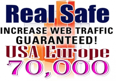 USA Unlimited real human Website TRAFFIC