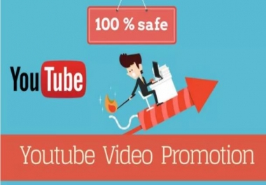 promote your Youtube Video to Real Audience