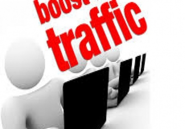 10000 Real human Targeted Website Traffic