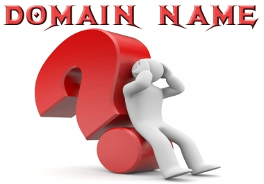 Research One Amazing Premium quality Domain Name