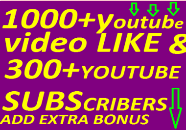 I WILL PROVIDE YOU 122+NON DROP YOUTUBE SUBSCRIBERS ONLY