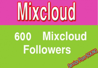100  Mixcloud Followers