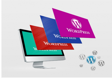 Create A Professional WordPress Website With Blog.