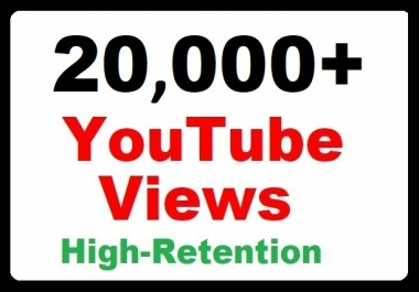 20000+ High-Retention YouTube Video Promotion Safely and super fast delivery