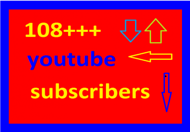 bumper  offer  100+++ Real Subscribers Youtub. on Social network channel for