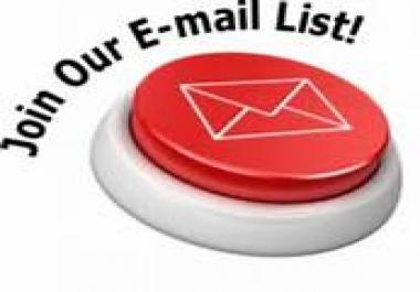 1000 australia business email list.
