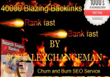create 60.000 high pr backlinks churn and burn seo
