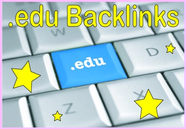 Create 300.EDU - include .edu.xxx domains & mix platforms- High PR Metrics Backlinks