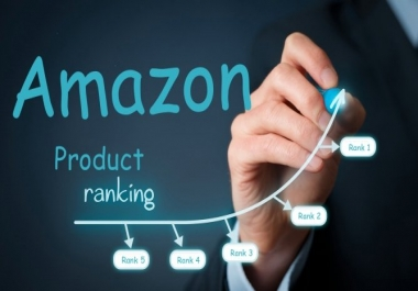 Rank your products for your main keywords / sub keywords in amazon first page
