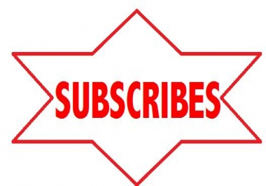 give you nondrop 500 Youtube Subscribes Or 7000 H.R views very fast