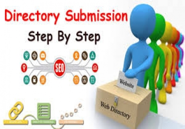 Do 40 Directory Submission, Manually Increase Web Trafics