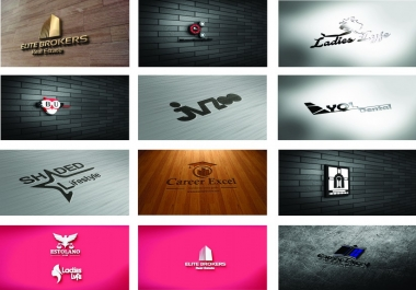 Design a Professional and Eye Catching logo in 24 Hrs