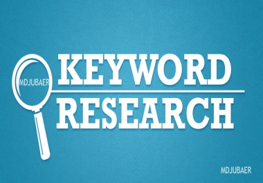 Do 22+ SEO keyword research within 24 Hours