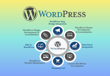 Create WordPress Site For You