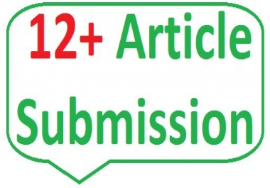 12 Article Submission