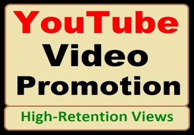 YouTube Video and Social Promotion Through World-wide Visitors Premium